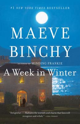 A Week in Winter By Binchy, Maeve